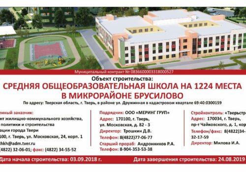 Паспорта строительных объектов
