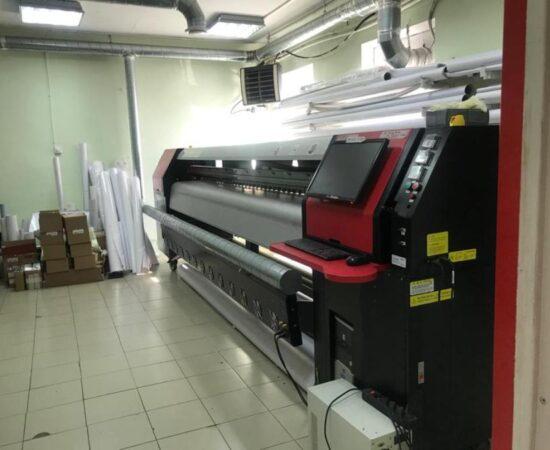 Принтер для печати широкоформатной